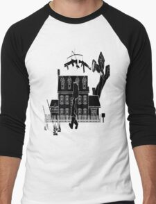The Boondocks Men's Baseball ¾ T-Shirt