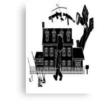 The Boondocks Canvas Print
