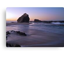 Tide of whispers Canvas Print