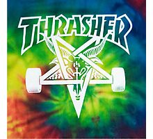 Thrasher Mag. Photographic Print