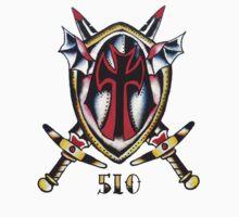 510 - Swords & Crest by BonyHomi