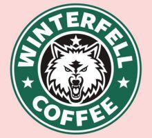 Winterfell Coffee (Starbucks) Kids Clothes