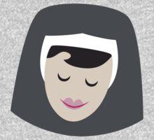Smiling Nun Kids Clothes