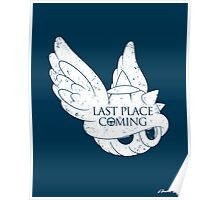 Last Place is Coming Poster