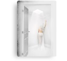 White Room Torture Canvas Print