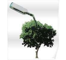 Solvent Tree Poster