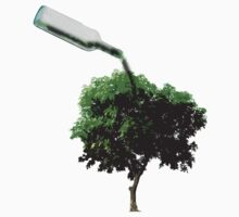 Solvent Tree One Piece - Long Sleeve