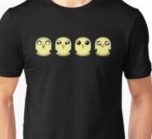 Gunter's Faces V2 Unisex T-Shirt