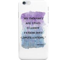 Constellations - TFIOS iPhone Case/Skin