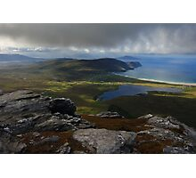 From Slievemore, Achill Island Photographic Print