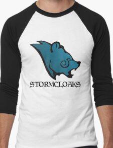 Stormcloaks Men's Baseball ¾ T-Shirt