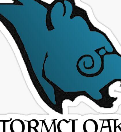 Stormcloaks Sticker