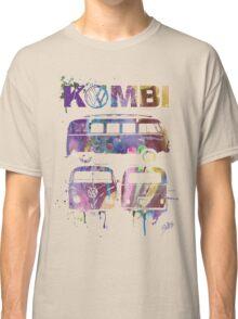 Volkswagen Kombi 3 Way (faded) © Classic T-Shirt