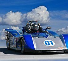 SCCA Racecar SRF by DaveKoontz
