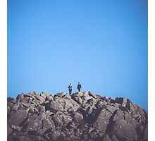 On the Top! Photographic Print