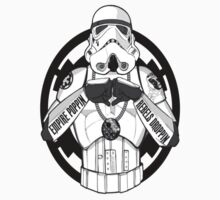Gangster Stormtrooper (Larger) by StillFly