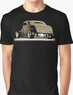1932 Roadster (sepia) © Graphic T-Shirt