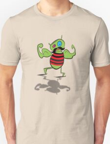 Mr Bulk Head with tosh Unisex T-Shirt