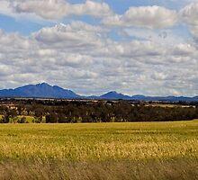 Stirling Range - Western Australia by Paul Gilbert