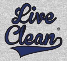 Live Clean Baseball by liveclean