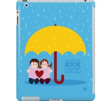 The Book Lovers iPad Case/Skin