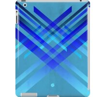XXX blue retro design iPad Case/Skin