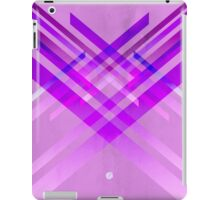 XXX purple retro design iPad Case/Skin
