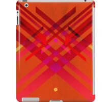 XXX brown retro design iPad Case/Skin