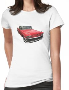 Red Buick Century Womens Fitted T-Shirt