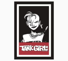 Tank girl by BubbleCompany