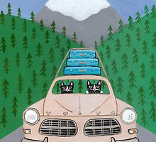 Pacific Northwest Road Trip by Ryan Conners