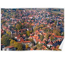 German town Poster