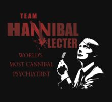 Team Hannibal Lecter - world's most cannibal psychiatrist by FandomizedRose