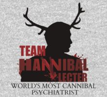Team Hannibal Lecter - world's most cannibal psychiatrist - 2 by FandomizedRose