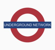 It's an underground network! by betterclenchup