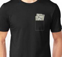 dollar t-shirt Unisex T-Shirt