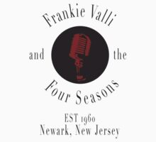 Frankie Valli and the Four Seasons by elderblues