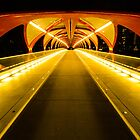 Light Tunnel by MichaelJP