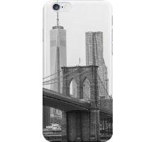 Freedom Over Brooklyn iPhone Case/Skin