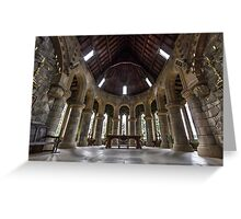 St Conans Kirk Church - Scotland Greeting Card