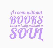 A Room Without Books Unisex T-Shirt