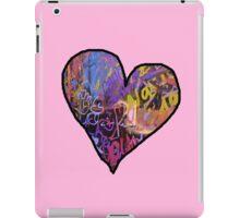 Name On My Heart iPad Case/Skin