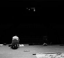 Blacken Stage by Carl  Onsae