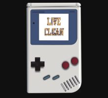 Live Clean GameBoy by liveclean