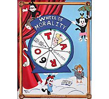 The Wheel of Fortune Photographic Print