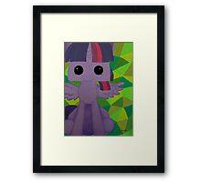 Princess Twilight Sparkle Framed Print