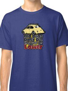 VW Volkswagen beetle old skool Classic T-Shirt