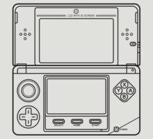 Three-Dimensional Game Machine by hankenta