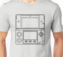 Three-Dimensional Game Machine Unisex T-Shirt