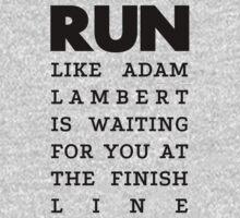 RUN -  Adam Lambert by Joji387